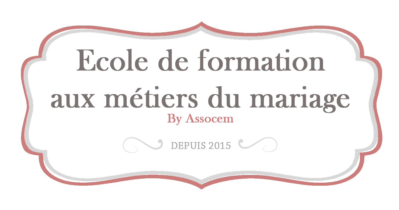 Formations wedding planner by Assocem